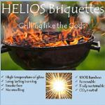 Bamboo Charcoal Briquettes