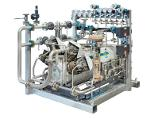 HAUG.Sirius oil-free and gas-tight piston compressor