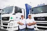 International autotruck transportations
