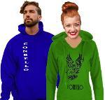 Özel üretim hoodie-T-Shirt ve Sweatshirt imalat ve baskı