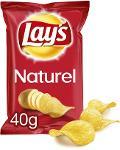 Lays Chips Naturel 40gr