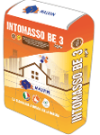 Lightweight premixed INTOMASSO BE3 LIGHT