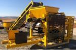 Machine parpaing, machine de fabrication de Parpaing