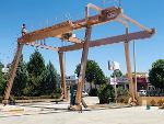 10 Tons Gantry Crane