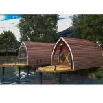 Movable Boat House
