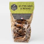 Biscuits sables-Herbes de Provence et AOP Parmesan