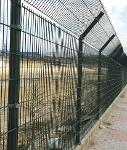 Double 2D Panel Fence