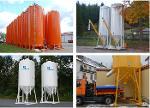 Miete - Behälter, Silos & Tanks