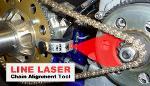 Race Kart - Linien Laser- Kettenfluchttester L-CAT-219