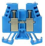 Reihenklemme DIN15 4mm2 blau