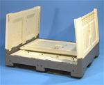 Caisse palette PEHD pliable PLIBOX
