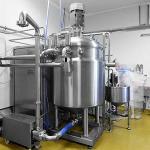 Emulsionneur pour fabrications à froid et à chaud