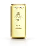 1 Gramm Goldbarren