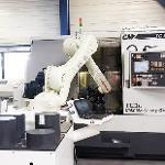 Robot de chargement de tour numérique