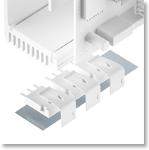 Silikonfolie glasfaserverstärkt TFO-O-SI 3,0 W/mK