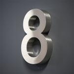 Hausnummer 8
