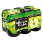 Minute Maid Pomme Pack 6x33cl