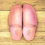 Pink CP Slippers
