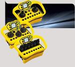 Joysticks radio remote control