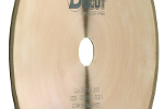 Diamond+CBN cutting discs Diacut