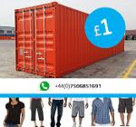 CLEARANCE: Clothing Wholesale