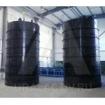 PE storage tanks (vessels)