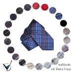 Krawatte Kollektion Dessin 43