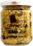 Tartinerie Courgette, navet boule d'or 185g