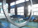 THREE ROW CYLINDRICAL ROLLER SLEWING BEARINGS