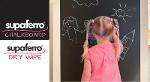 Drywipe & Chalkboard