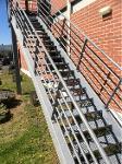Marches d'escaliers