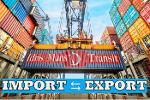 International Freight Forwarder Shipping & Transportation