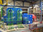 Synchronous Generator Driven By Steam Turbine