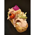 "Cake ""ephémère"" Le Serrano"