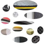 Sound insulation material