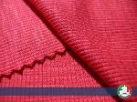 Cotton Spandex 2x2 Rib Fabric