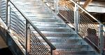 perforated metal planks