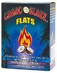 CharcoBlaze Flat Natural Hookah Coals