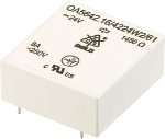 Safety relays with forcibly guided contacts