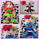 Muñecas artesanas