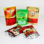 Reusable stand up food bags