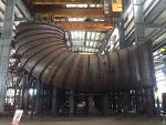 Hydro power equipment - Draft tube: Cone, liner...