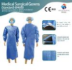Blouses De Chirurgie Médicale (standard) Bh600 - Biosis