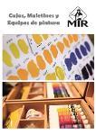 Maletines y cajas para pintor completas