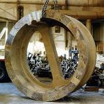 Rückschlagventil 10 000kg
