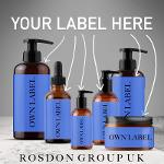 Private Label Beard Oil Berry Made in UK