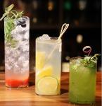 Cocktail fancy sticks