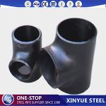 Heat Treatment asme b16.9 a234 wpb pipe fittings reducing te