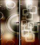 SCREEN PRINTING DECORATIVE GLASS