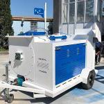 HP-5 Foam Concrete Machine
